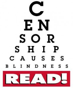 Banned books in India - Censorship causes Blindness