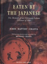 Eaten by the Japanese by John Baptist Crasta